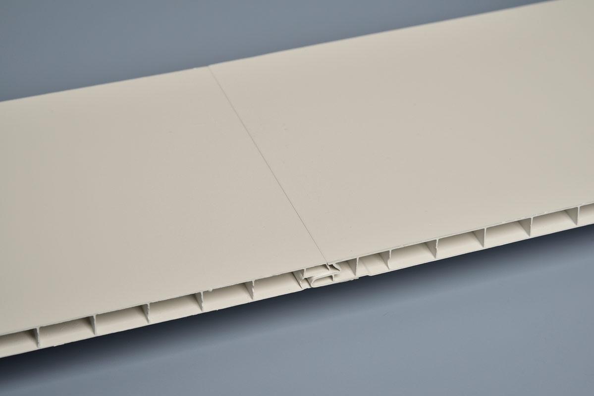 3m White Pvc Hygienic Ceiling Panel White Cladding