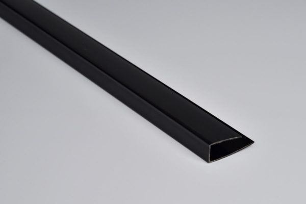 Cascade Edging Bar Black