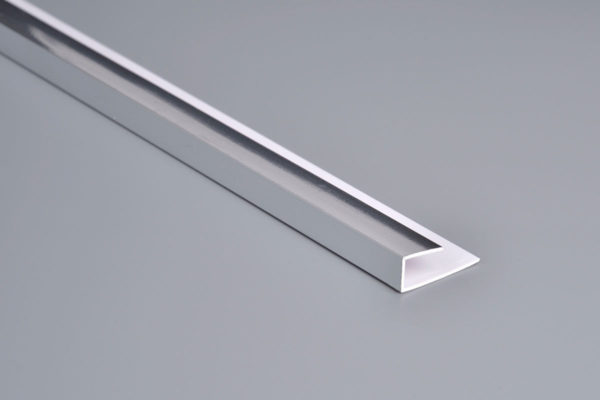 Cascade Edging Bar Chrome