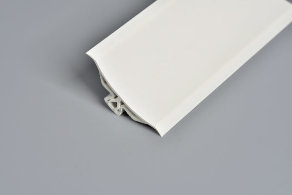 Two Part PVC Cove and backer