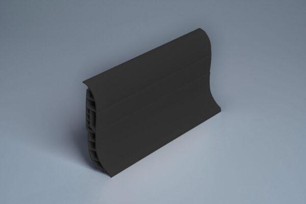 Black PVC Skirting